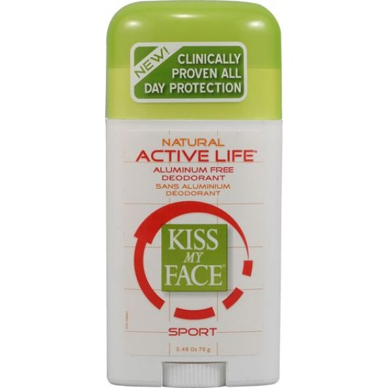 Déodorant naturel- Kiss my face Sport (71 g)