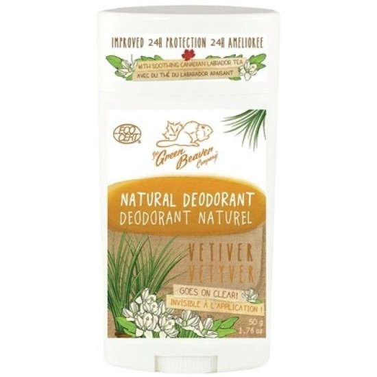 Déodorant naturel- Vetiver (50 g)