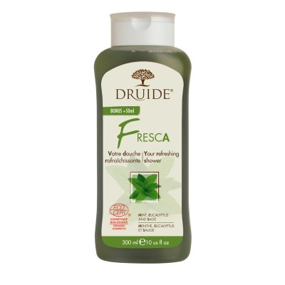 Shampooing/Gel douche/Bain moussant Fresca Rafraîchissant (300 ml)