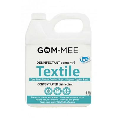 Désinfectant Concentré Textiles 1 litre