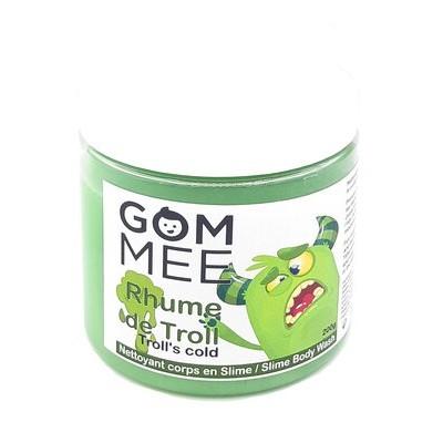 Slime moussante Rhume de troll (200g)