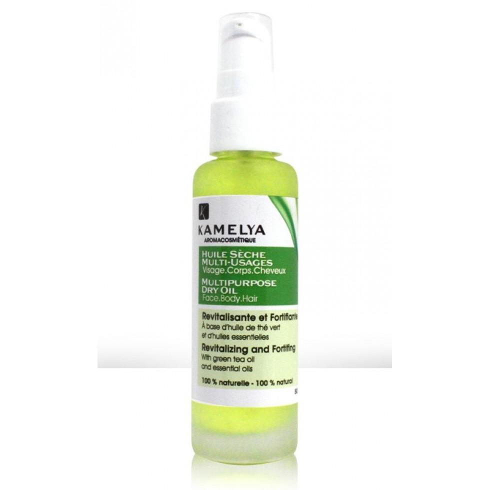 Huile s che multi usages visage corps cheveux - Huile essentielle desinfectant linge ...