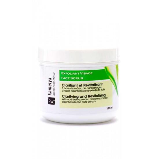 Exfoliant visage revitalisant  (120 ml)