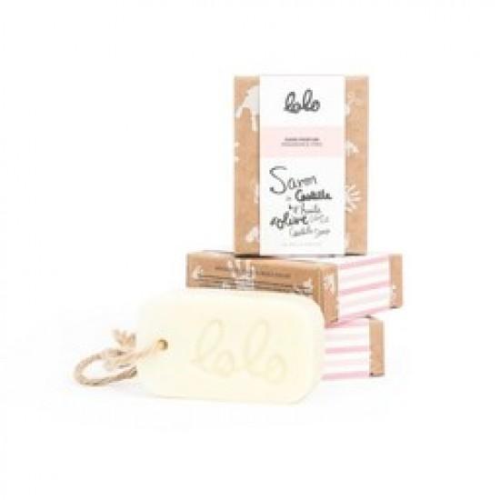 Savon de Castille à l'huile d'olive sans parfum (90 g)