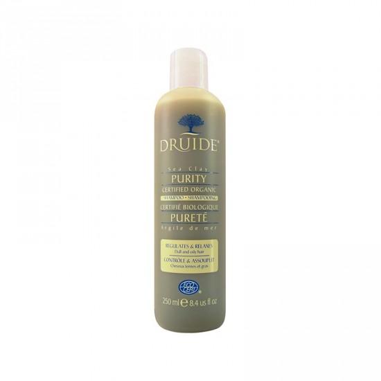 Shampooing pureté- Argile de mer, cheveux ternes et gras (250 ml)