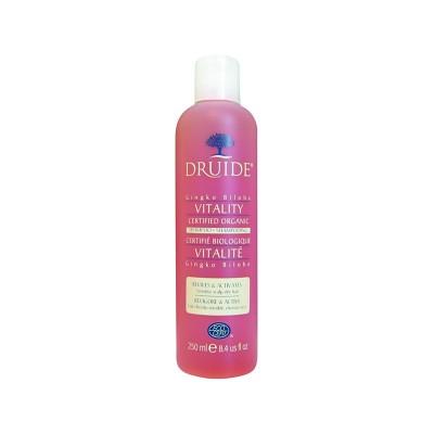 Shampooing vitalité- Verveine exotique, cuir chevelu sensible et cheveux secs (250 ml)
