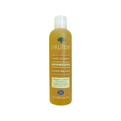 Shampooing volume-brillance- protéines de blé,cheveux cassants et très secs (250 ml)